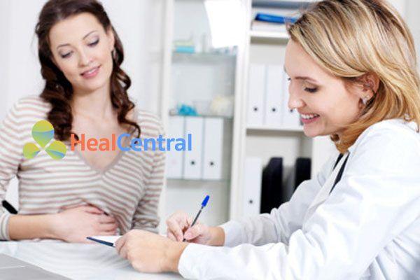 Bác sĩ tư vấn sử dụng thuốc Decontractyl