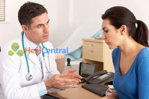 Bác sĩ tư vấn sử dụng thuốc Desloratadin