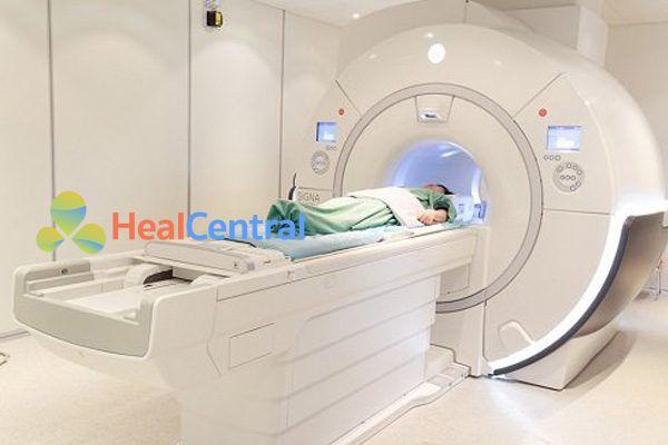 Chụp cộng hưởng từ (MRI)