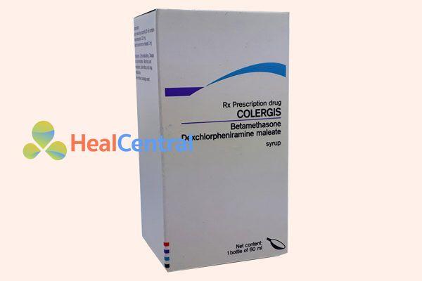 Thuốc Colergis