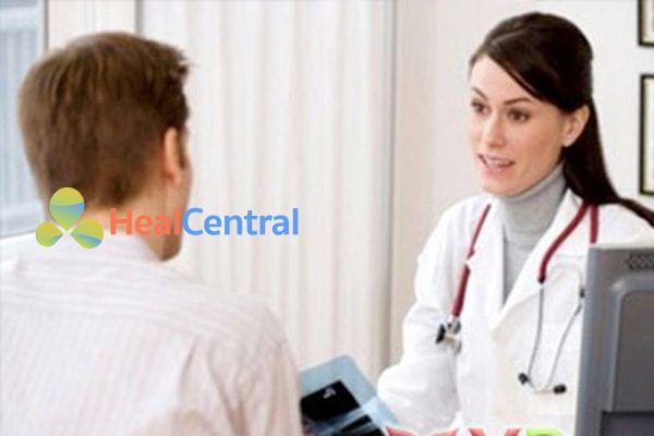 Bác sĩ tư vấn sử dụng thuốc Colergis