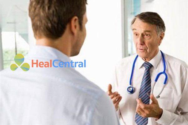 Bác sĩ tư vấn sử dụng Colistin