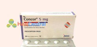 Thuốc Concor