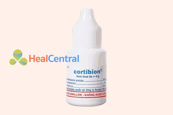Lọ thuốc Cortibion