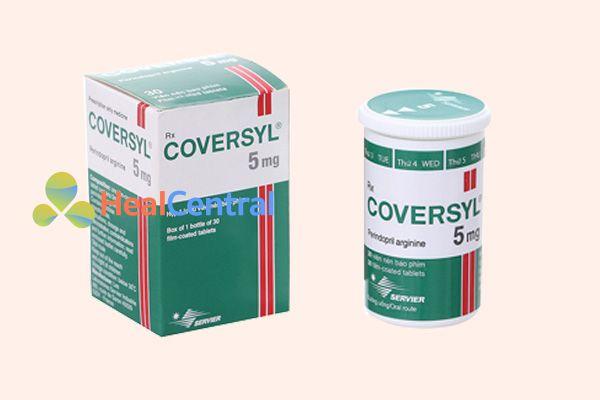 Thuốc Coversyl 5mg