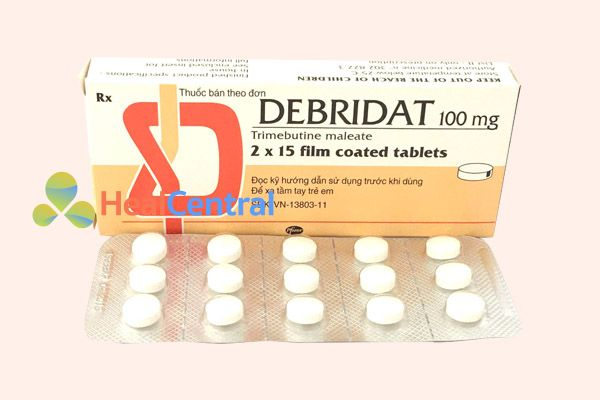 Thuốc Debridat