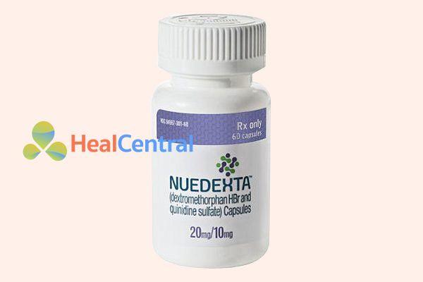 Dextromethorphan kết hợp Quinidine