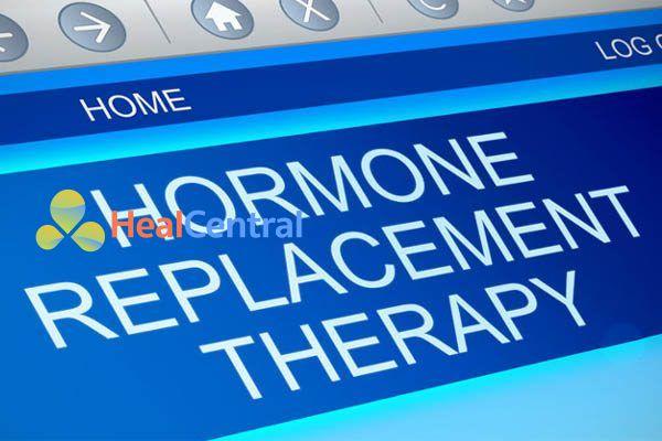 Liệu pháp thay thế thế hormon