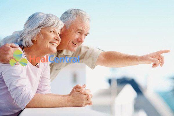 Thử nghiệm lâm sàng thuốc Nifedipine trên người già