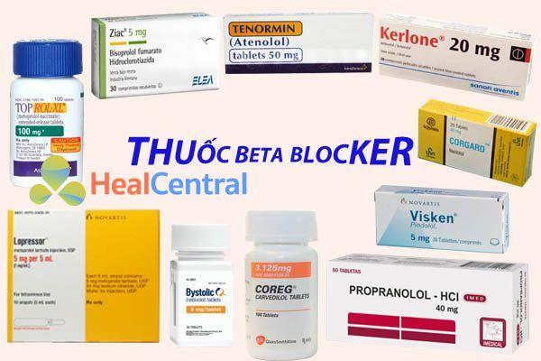 Thuốc beta blocker