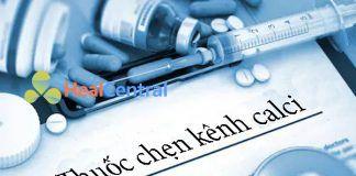 Thuốc chẹn kênh calci