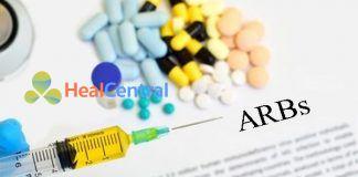 Thuốc chẹn thụ thể angiotensin