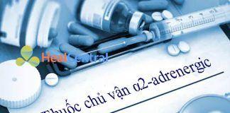 Thuốc chủ vận α2-adrenergic