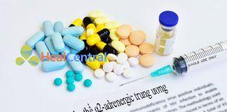 Thuốc chủ vận thụ thể α2-adrenergic trung ương