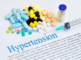 Thuốc điều trị tăng huyết áp