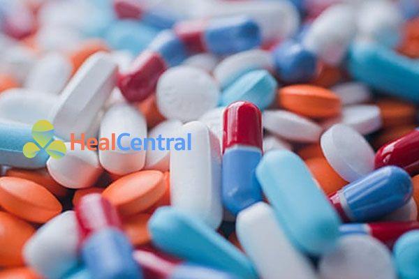 Thuốc kháng sinh Histamin