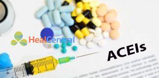 Thuộc nhóm thuốc ức chế men chuyển angiotensin