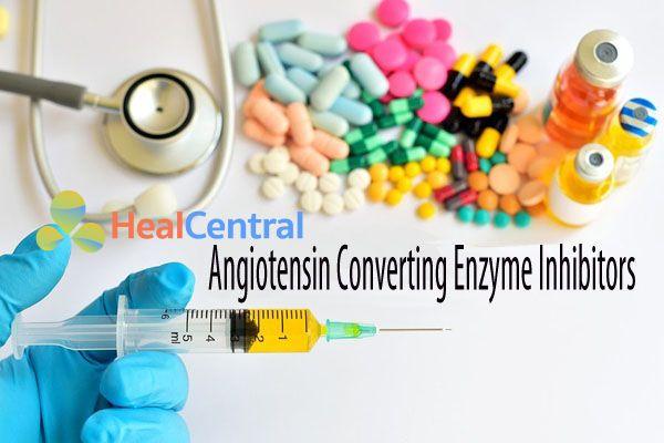 Thuốc ức chế men chuyển angiotensin