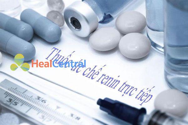 Thuốc ức chế renin trực tiếp