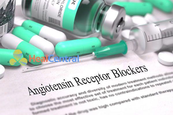 Thuốc ức chế thụ thể AT12 của angiotensin II