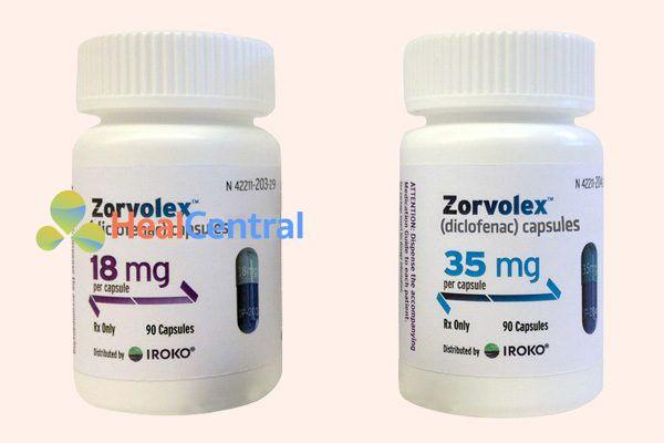 Thuốc Zorvolex