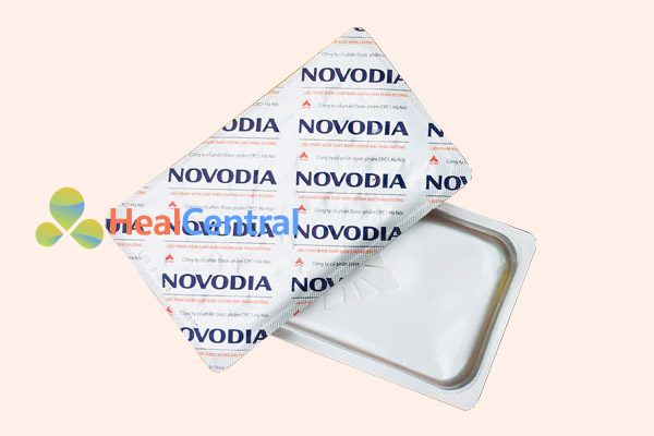 Vỉ thuốc Novodia