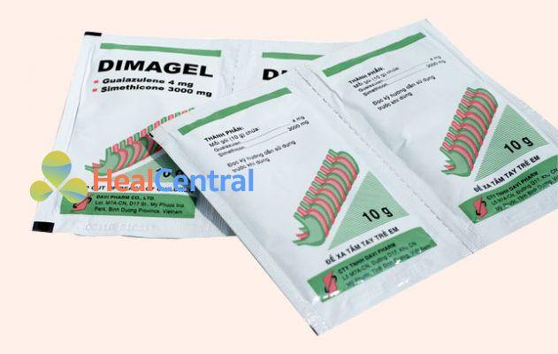 Gói thuốc Dimagel