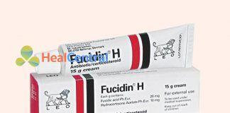 Hộp thuốc Fucidin