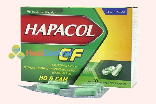 Thuốc Hapacol CF