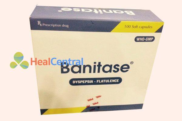 Hộp thuốc Banitase