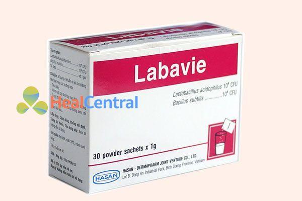 Hộp thuốc Labavie