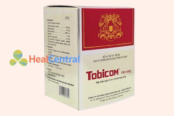 Hộp thuốc Tobicom