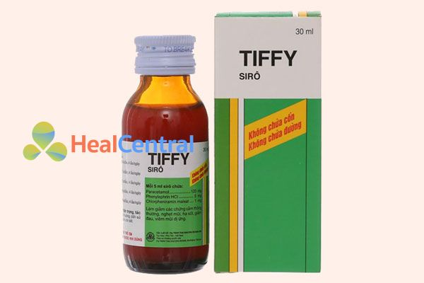 Thuốc Tiffy