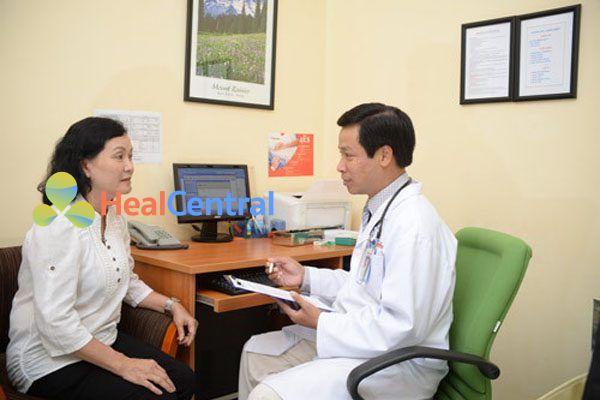 Bác sĩ tư vấn sử dụng thuốc Halixol