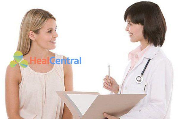 Bác sĩ tư vấn sử dụng thuốc Cetirizin 10mg