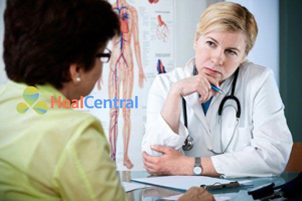 Bác sĩ tư vấn sử dụng thuốc Hapacol CF