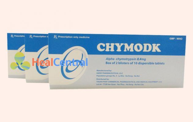 Thuốc Chymodk