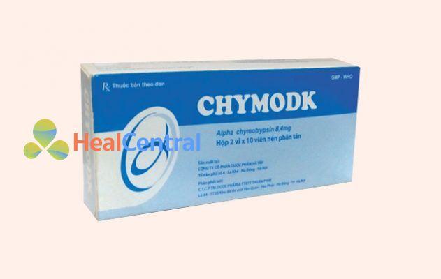 Hộp thuốc Chymodk