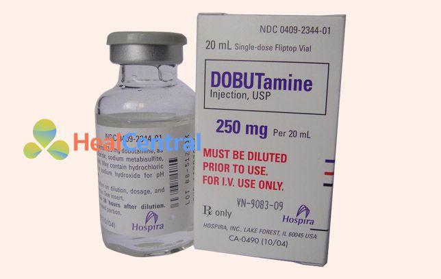 Thuốc Dobutamin