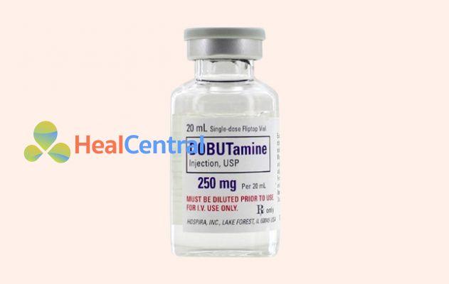 Lọ thuốc Dobutamin