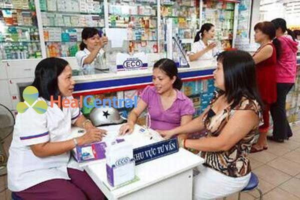 Dược sĩ tư vấn sử dụng thuốc Fexofenadine