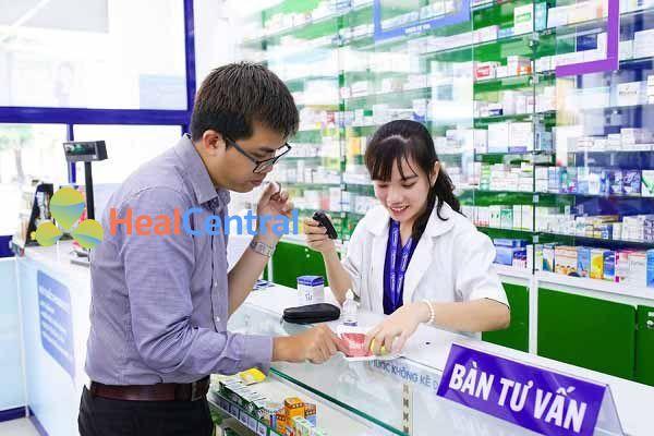 Dược sĩ tư vấn sử dụng thuốc Kaleorid