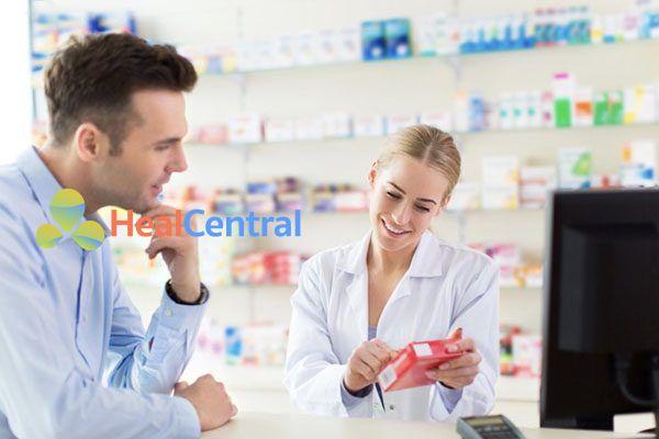 Dược sĩ tư vấn sử dụng thuốc Siloflam