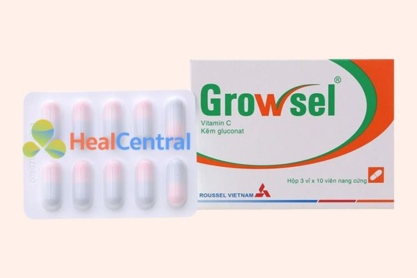 Thuốc Growsel