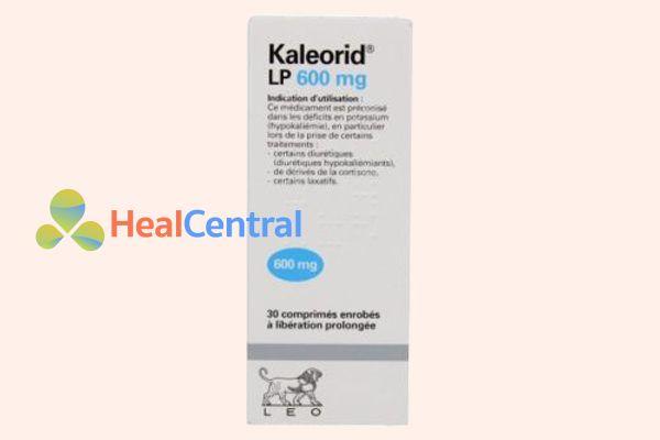 Thuốc Kaleorid