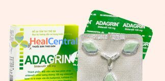 Sản phẩm Adagrin