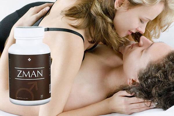 Zman giúp tăng thời gian quan hệ tình dục