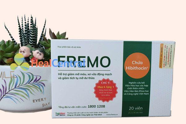 Hộp thuốc Fremo