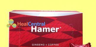 Hộp kẹo sâm Hamer