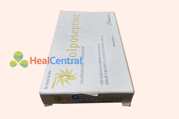 Hộp thuốc Colposeptine